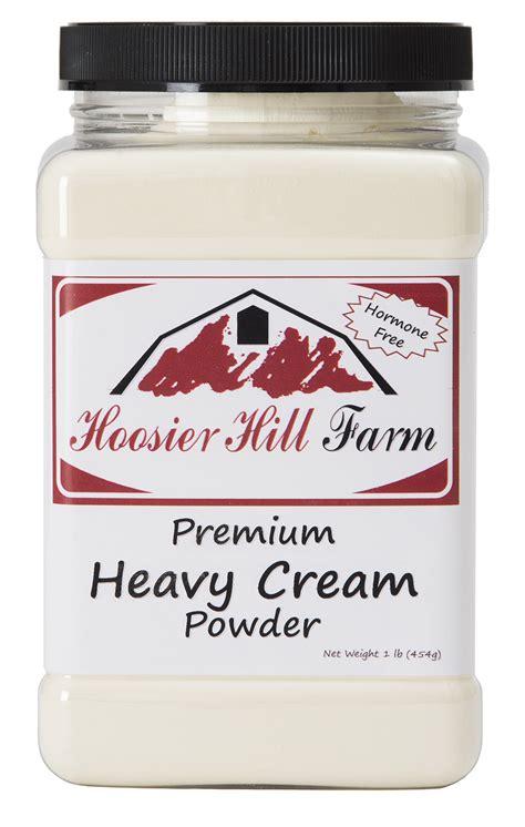 Amazon.com : WillPowder Heavy Cream Powder, 16-Ounce Jar