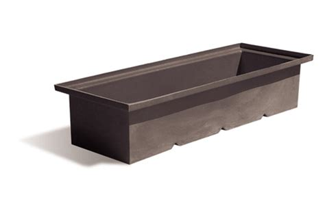 plastic planter boxes large indoor outdoor planter box home garden office with