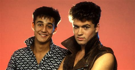 wham discography george michael claimed wham years were the happiest in