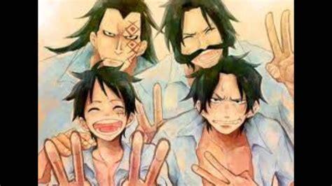 One Piece Ace Luffy
