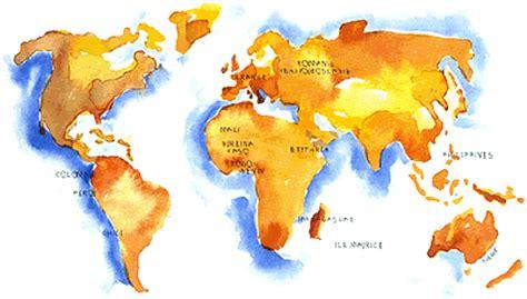 Carte Du Monde à Imprimer A3 by S Expatrier Le Percevoir Des Stock Options