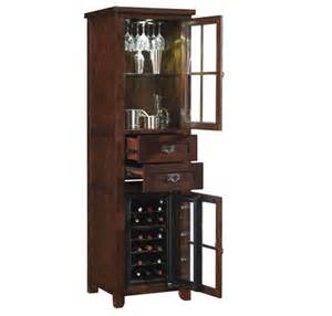tresanti 18 bottle dakota thermoelectric wine cabinet furniture
