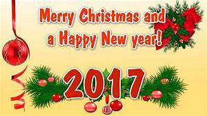 MERRY CHRISTMAS and a Happy New Year ! Happy Holidays 2017 ...