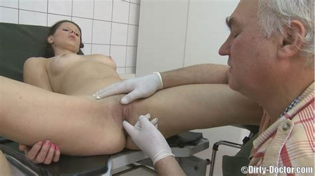 #Skinny #Teen #Examined #And #Then #Fucked #By #Old #Doctor