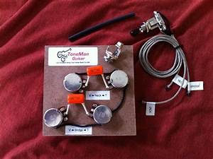 Tone Man Guitar Tone Improvement Upgrade Kits Vintage 50s Tone
