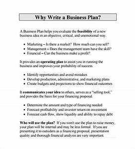 25 free business proposal templates sample templates With preparing a business plan template