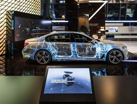 bmw  creative  projection mapping   series