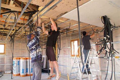 pose et prix d un faux plafond