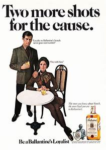 A look back at classic Scotch whisky ads of the past ...