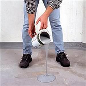 Kellerboden Streichen Flüssigkunststoff : kellerb den mit bodenlack optisch auffrischen ~ Frokenaadalensverden.com Haus und Dekorationen