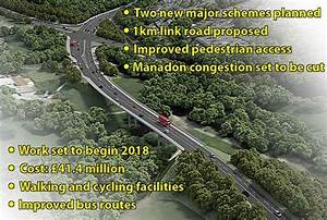 Multi-million pound road linking A38 and A386 will bring ...