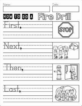 september writing journal prompts prompts kindergarten