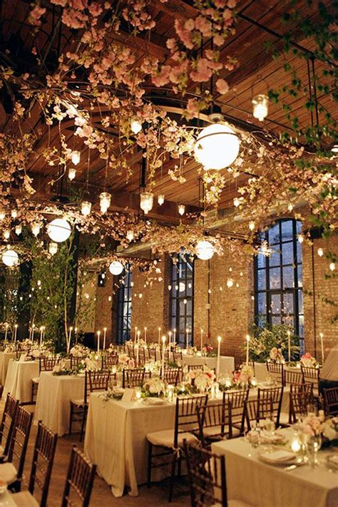 wedding wednesday floral ceilings flirty fleurs