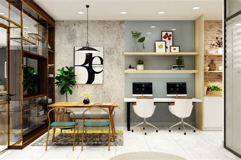 Home Office Ideas : 50 Modern Home Office Design Ideas For Inspiration