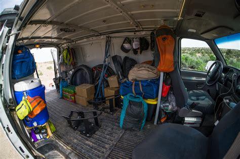 ultimate mountain bike van conversion   including  van teton gravity