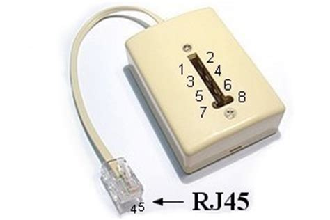 adaptateur telephone connectic systems