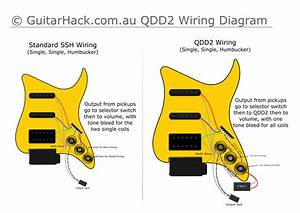Dual Humbucker Wiring Diagram Effect