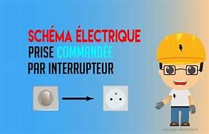 Montage Prise Electrique : prise command e par interrupteur ~ Melissatoandfro.com Idées de Décoration