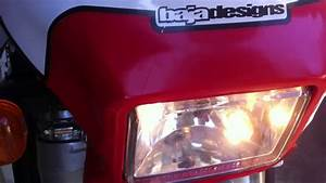 1997 Street Legal Honda Cr500 Baja Designs Lighting Kit