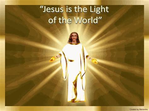 jesus is the light ani11rayjesuslightworld