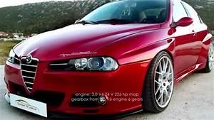 Alfa Romeo 156 Wtcc Replica  U0026 Gtv Cup Replica Stile Italia