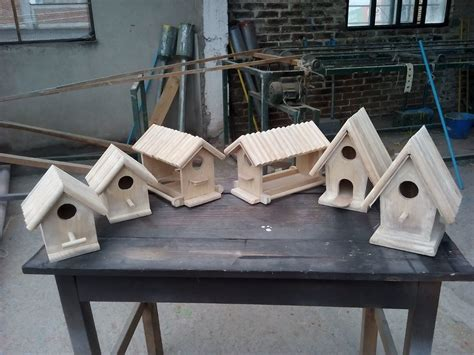 casas para pajaros casas para pajaros de madera al natural 300 00 en