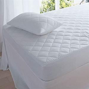 waterproof mattress protector king size super soft With best king size mattress protector