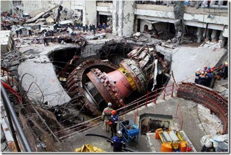 Причины аварии на СаяноШушенской ГЭС. Кто виноват? saiga20k — LiveJournal