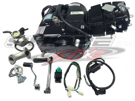 Lifan 125cc Wiring Diagram For Honda 50cc by Lifan 125cc Engine With Accessories
