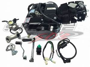 Lifan 125cc Engine With Accessories