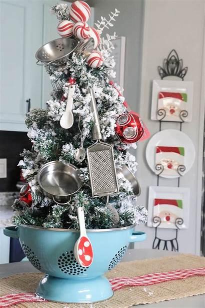 Christmas Kitchen Tree Fun Festive Budget Am