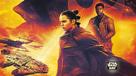 lucasfilm unveils complete journey  star wars  rise