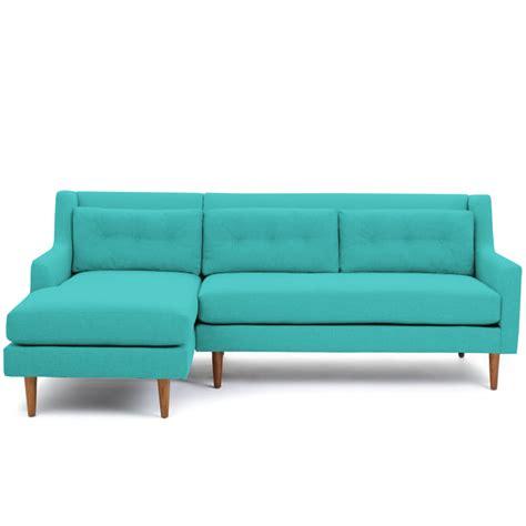 sofa seccional turquesa sof 225 oporto seccional turquesa