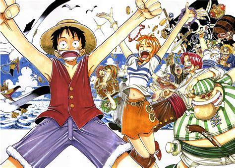 Happy 17th Birthday To One Piece Manga