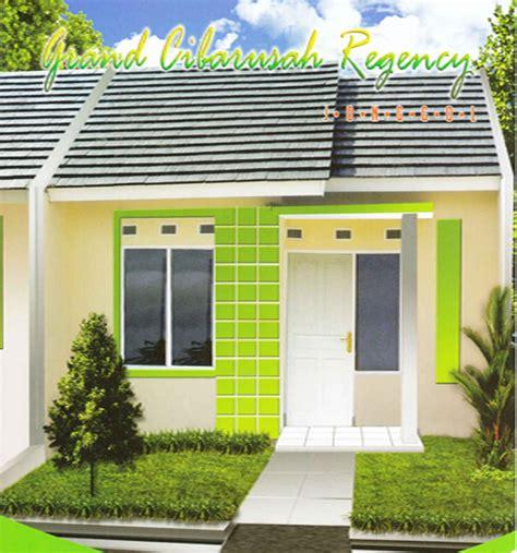 rumah dijual rumah murah minimalis type   uang