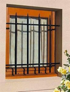Grille De Protection Fenêtre : grille de protection et grille de defense ~ Dailycaller-alerts.com Idées de Décoration