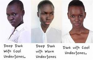 A Helpful Guide To Skin Tones And Undertones For Women Of