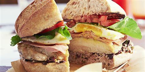 Chicken Chivito Sandwich Recipe