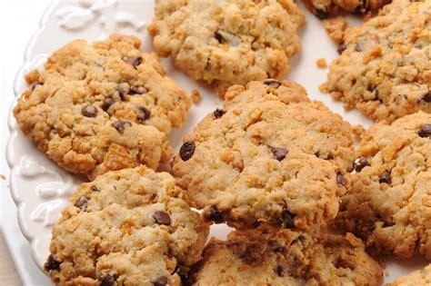 recette cookies corn flakes et p 233 pites de chocolat