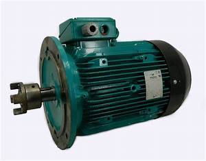Brook Crompton 10hp Electric Motor 1740 Rpm 480vac 3 Ph Tefc Wu