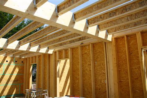 maisons 224 ossatures en bois en kit avec mp constructions bois