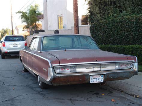 1965 Chrysler New Yorker by 1965 Chrysler New Yorker Roadside Rambler