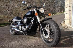 Custom Honda Shadow Phantom 750