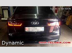 Audi A6 4G 30 TDI 204 PS Active sound YouTube
