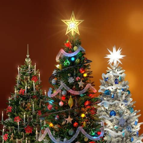 virtual christmas tree atmosfx digital decorations