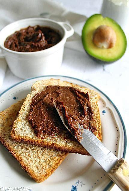 recette de p 226 te 224 tartiner avocat cacao noisettes vegan sans lactose