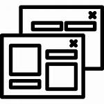 Landing Icon Symbol Pages Icons Circle Seo