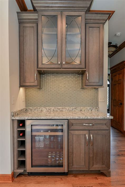 shaker crown molding pink birch alder cabinets with best 25 wine rack cabinet ideas on