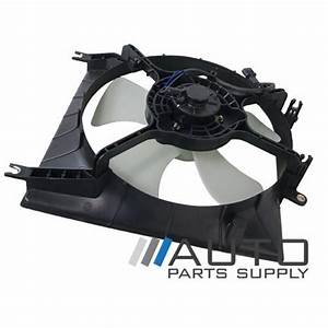 Mitsubishi Ce Mirage Or Lancer Fan Engine Thermo Cooling