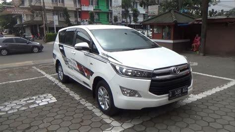 Review Toyota Kijang Innova by Gambar Toyota Innova Type V Modifikasi Mobil